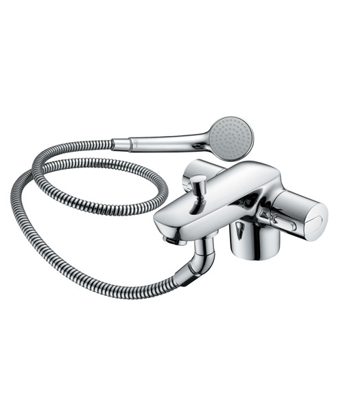 Ideal Standard Ceramix Blue Thermostatic Bath Shower Set