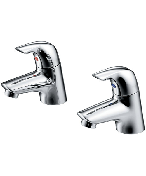 Ideal Standard Ceraplan SL Washbasin Pillar Taps