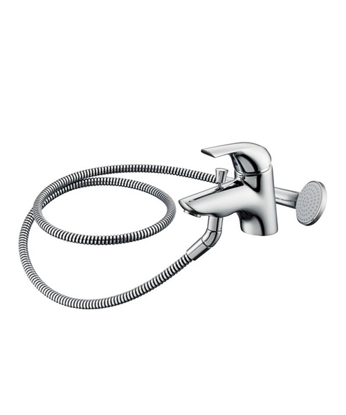 Ideal Standard Ceraplan SL Bath Shower Mixer Tap With Kit