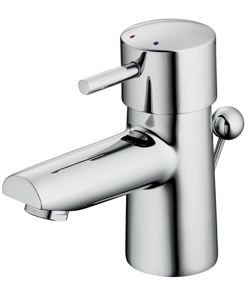 Ideal Standard Cone Washbasin Mixer Tap With Pop-up Waste