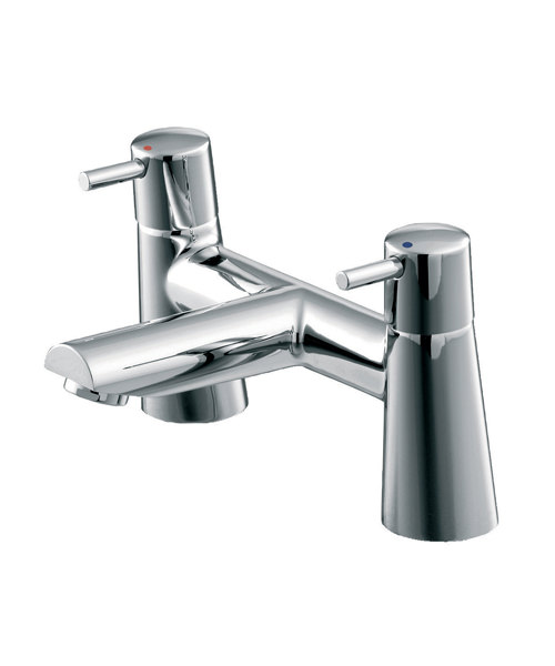 Ideal Standard Cone Dual Control Bath Filler Tap