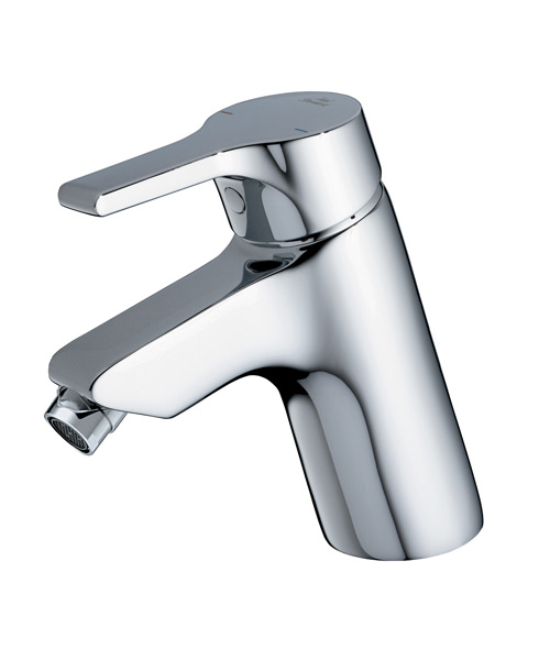 Ideal Standard Active Bidet Mixer Tap With Pop-up Waste