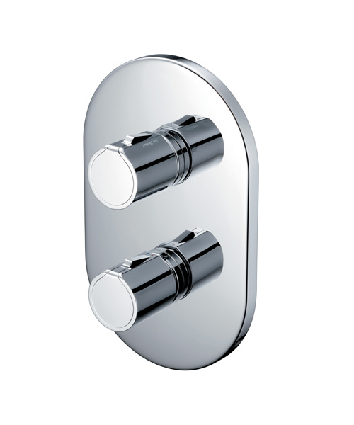 Ideal Standard Active Shower Faceplate And Handles