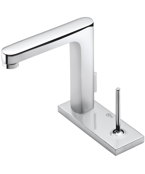 Ideal Standard SimplyU Two Tap Hole Basin Mixer Tap