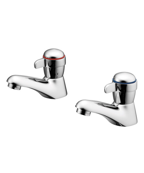 Ideal Standard Elements Bath Pillar Taps