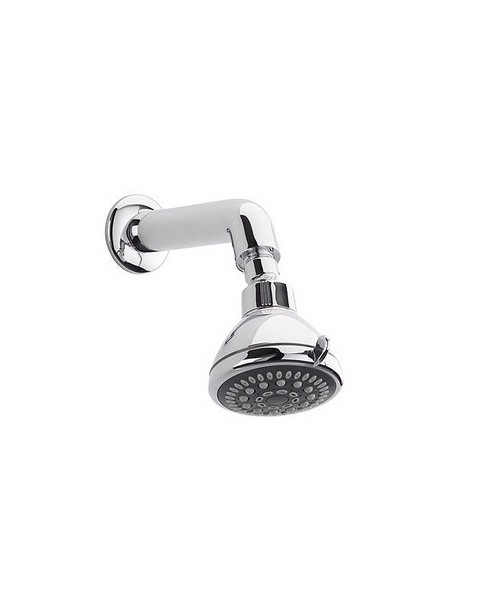 Tre Mercati No 7 Shower Kit Fred Head With Millennium Arm