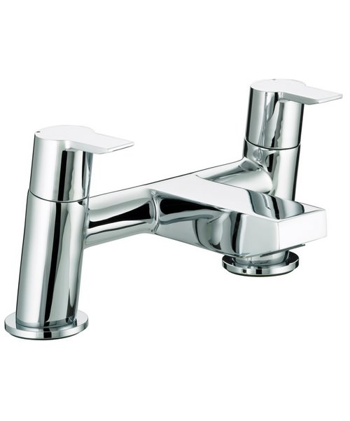 Bristan Pisa Chrome Plated Bath Filler Tap