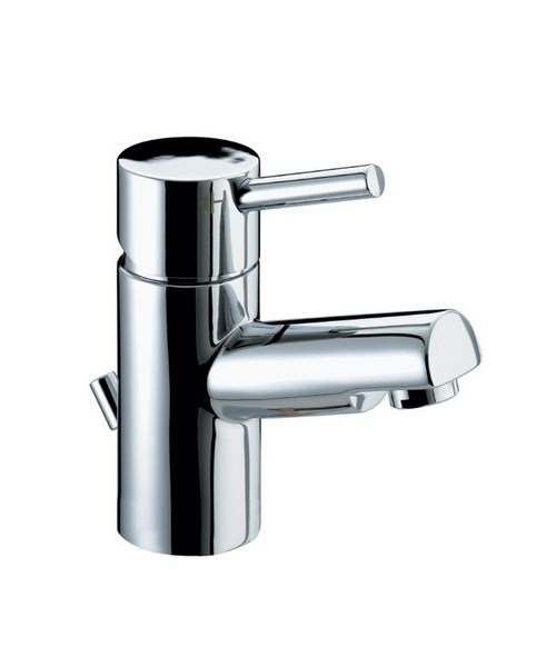 Bristan Prism Basin Mixer Tap With Eco Click And Pop-Up Waste