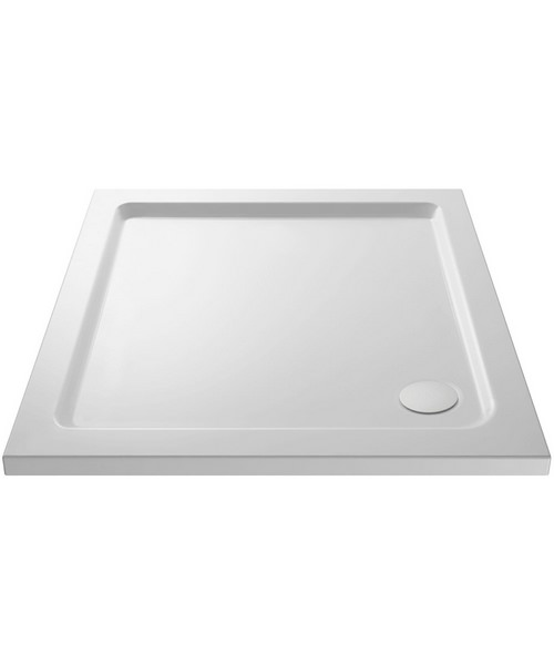 Lauren Pearlstone 760 x 760mm Square Shower Tray
