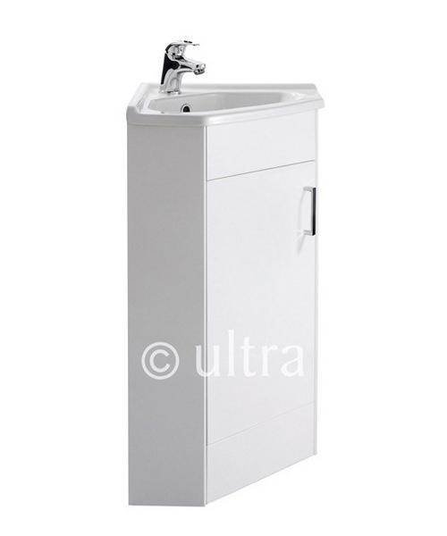 Ultra Design Floor Mounted Corner Unit