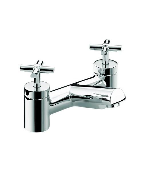 Bristan Quadrant Pillar Bath Filler Tap