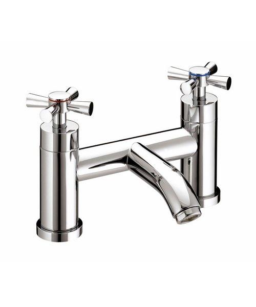 Bristan Rio Chrome Plated Bath Filler Tap
