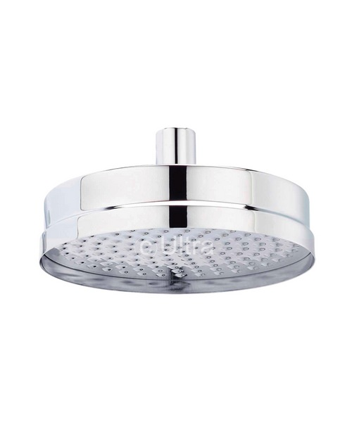 Ultra Round 8 inches Fixed Shower Head Chrome