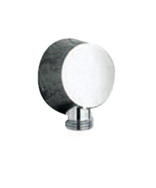 Ultra Round Outlet Elbow Chrome