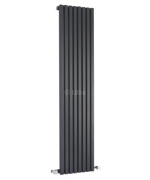 Ultra Kinetic Anthracite Designer Radiator 360 x 1800mm