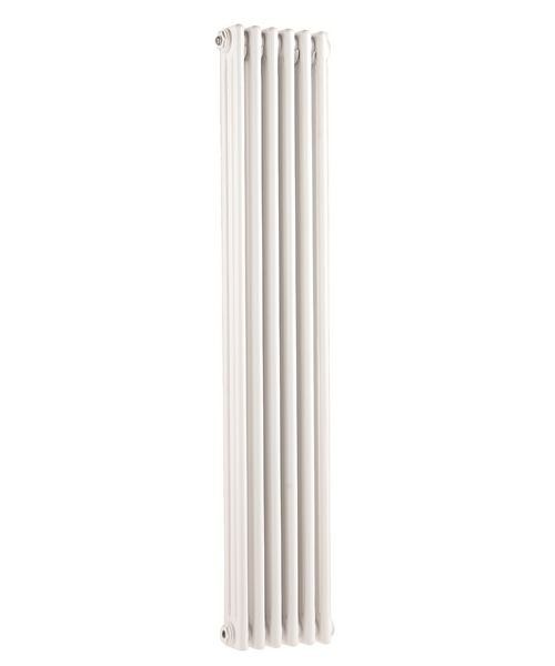 Ultra Colosseum White Triple Column 291 x 1500mm Radiator