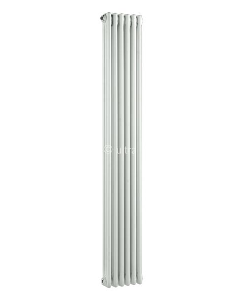 Ultra Colosseum White Finish Triple Column 291 x 1800mm Radiator