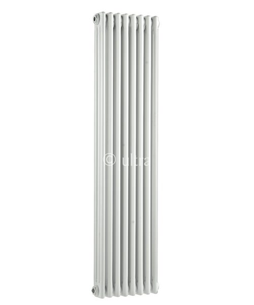 Ultra Colosseum White Finish Triple Column 381 x 1800mm Radiator