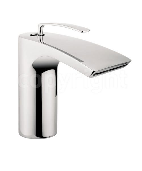 Crosswater Essence Monobloc Bath Filler Tap Chrome