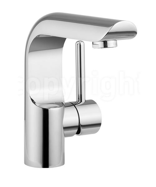 Crosswater Elite Monobloc Basin Mixer Tap Chrome