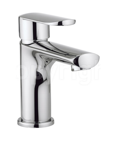 Crosswater Voyager Monobloc Basin Mixer Tap Chrome