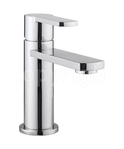 Crosswater Wisp Monobloc Basin Mixer Tap Chrome