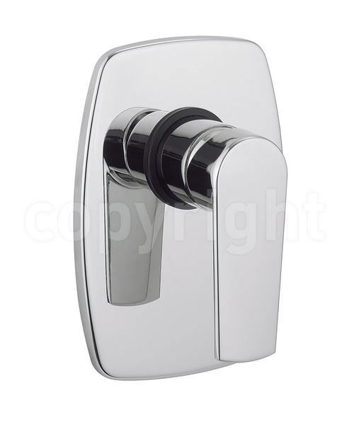Crosswater Solo Manual Shower Valve Chrome