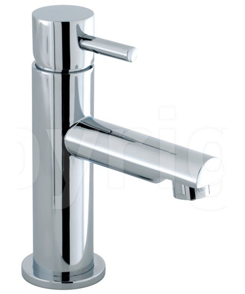 Crosswater Kai Lever Monobloc Chrome Mini Basin Mixer Tap