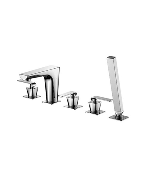 Phoenix XR Series 5 Hole Deck Mounted Shower Mixer Tap