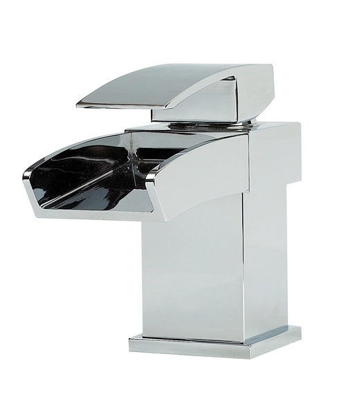 Phoenix CA Series Single Lever Mono Basin Tap With Klik Klak Waste