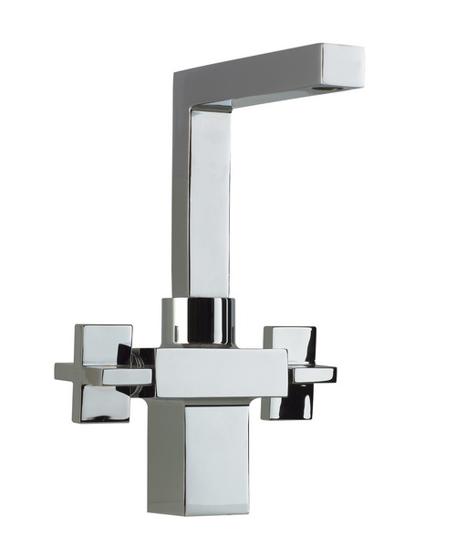 Phoenix OV Series Basin Mono Mixer Tap With Swivel Spout