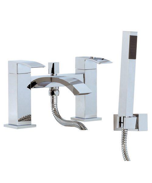 Phoenix AF Series Deck Mounted Bath Shower Mixer Tap