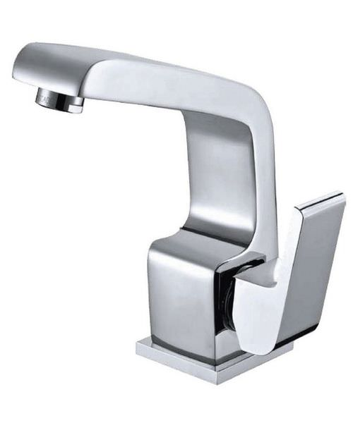Phoenix RW Series Mono Basin Mixer Tap With Klik Klak Waste