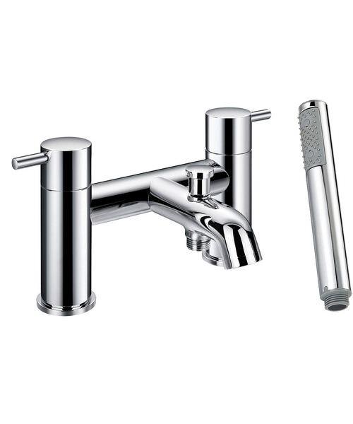 Phoenix AR Series Bath Shower Mixer Tap Chrome