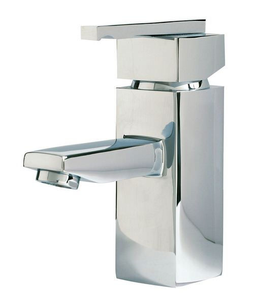 Phoenix SQ Series Basin Mono Tap With Klik Klak Waste