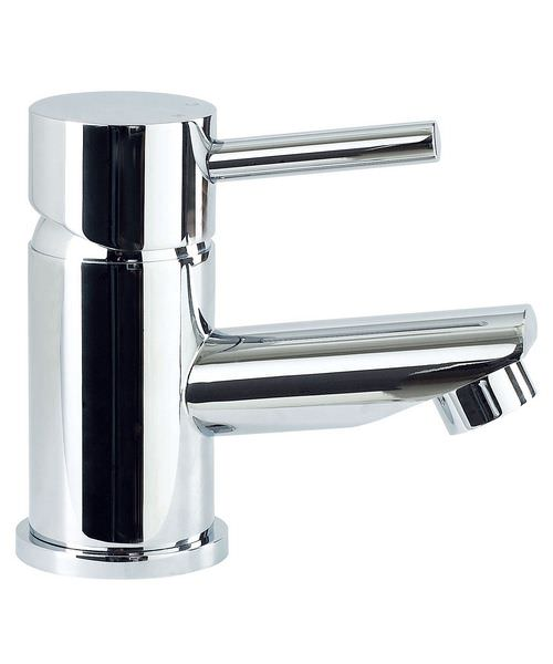 Phoenix PL Series Basin Mini Mono Tap With Sprung Waste