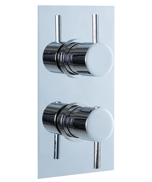 Phoenix Concealed Thermostatic Shower Valve With Diverter