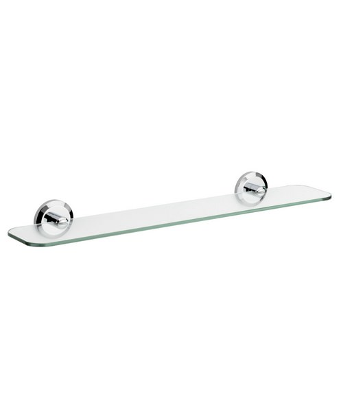 Bristan Solo Glass Shelf 600mm