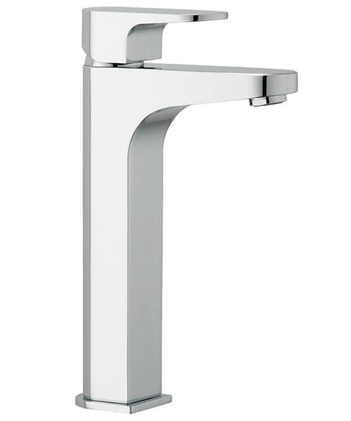 Deva Lush Tall Mono Basin Mixer Tap Chrome