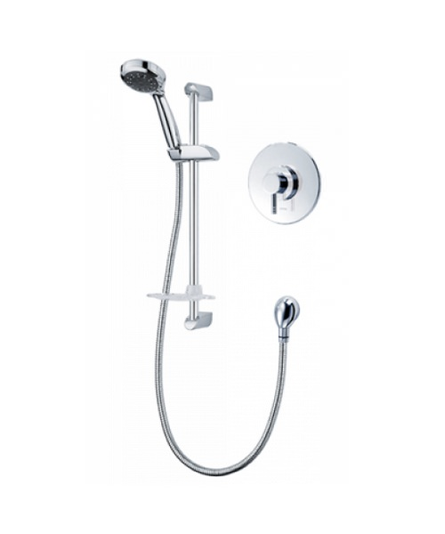 Triton Unichrome Dart Thermostatic Mixer Shower And Kit