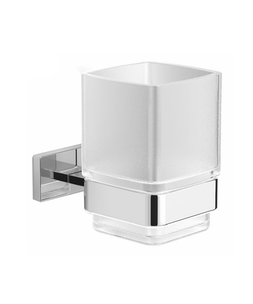 Bristan Ventis Wall Mounted Tumbler And Holder