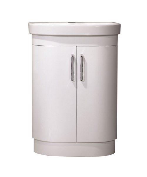 Roper Rhodes Luxe Floorstanding Washstation With 2 Doors