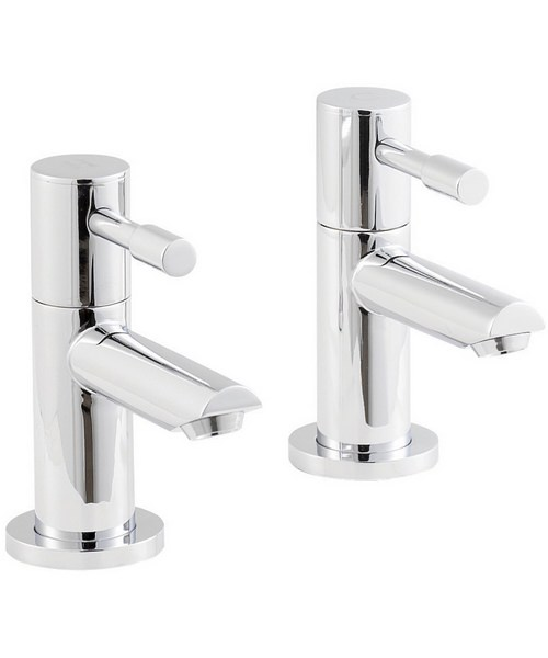 Lauren Series 2 Pair Of Bath Taps