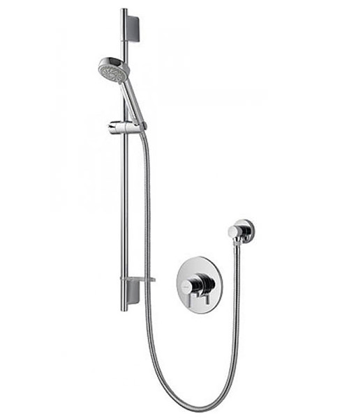 Alternate image of Aqualisa Siren Thermostatic Mixer Shower With 90mm Harmony Head