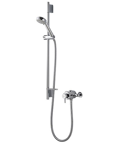 Aqualisa Siren Thermostatic Mixer Shower With 90mm Harmony Head