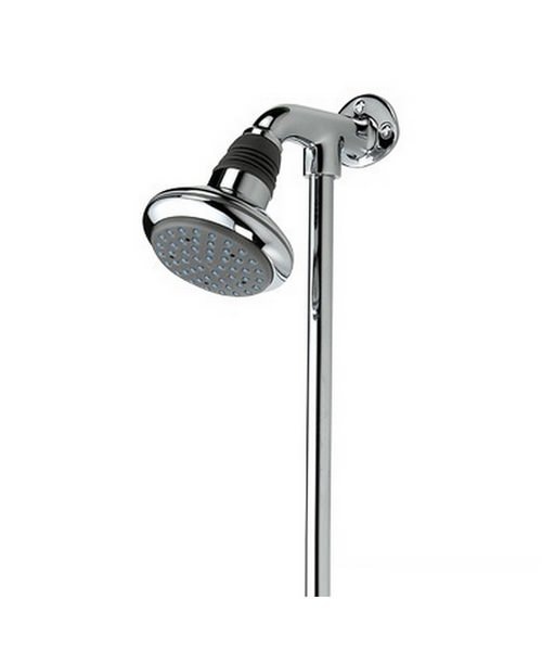 Bristan Fixed Shower Head With Rigid Riser