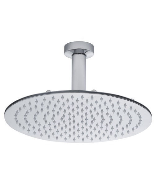 Roper Rhodes Round 300mm Shower Head With Short Arm