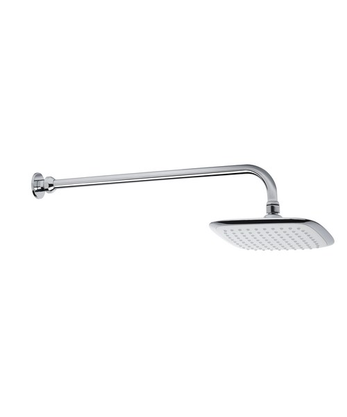 Roper Rhodes 200mm Fixed Shower Head With Square Arm