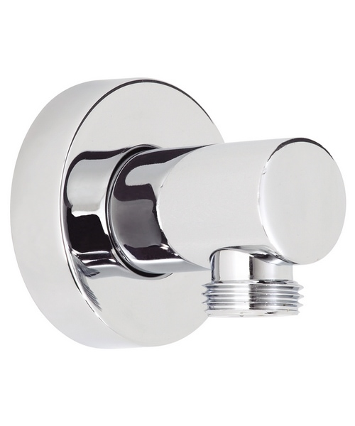 Roper Rhodes Chrome Wall Elbow