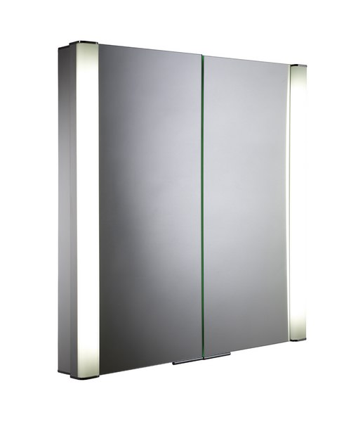 Roper Rhodes Ascension Transition Double Glass Door Cabinet